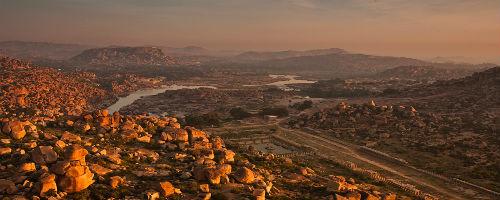Tour città delle Rovine e Mare-Tour Karnataka e Goa