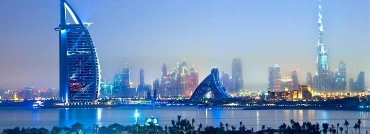 DUBAI by Indeor india experience
